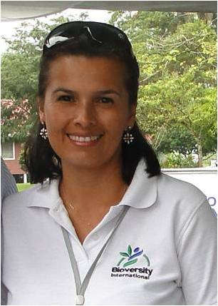 Nancy Chaves, Research Fellow, Bioversity International