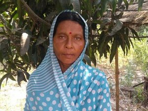 Nirmala Devi, farmer from Bhatadasi, Bihar. Credit: Bioversity International/S. Kumar