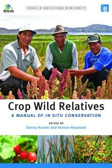 Crop wild relatives cover