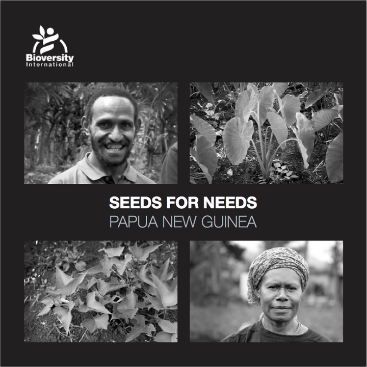 Seeds for Needs – Papua New Guinea. Images by Bioversity International/P.Quek