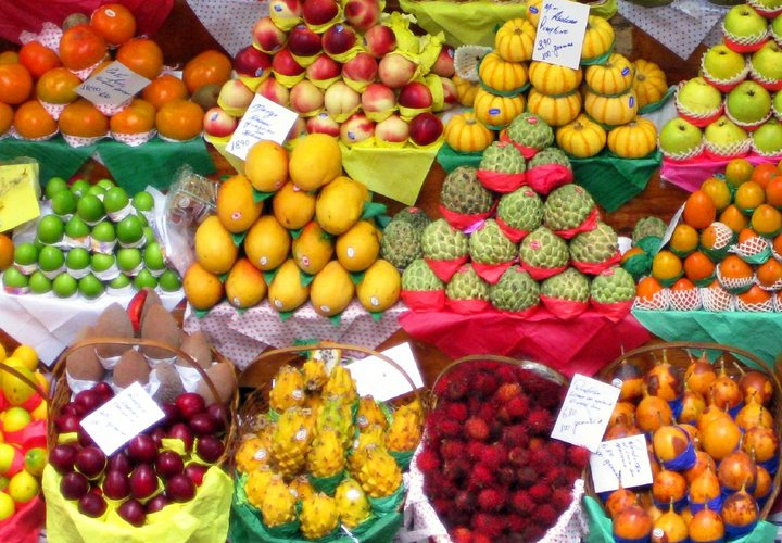 Fruit diversity in Mercado municipal, Sao Paulo, Brazil. Credit: jACK TWO/Flickr