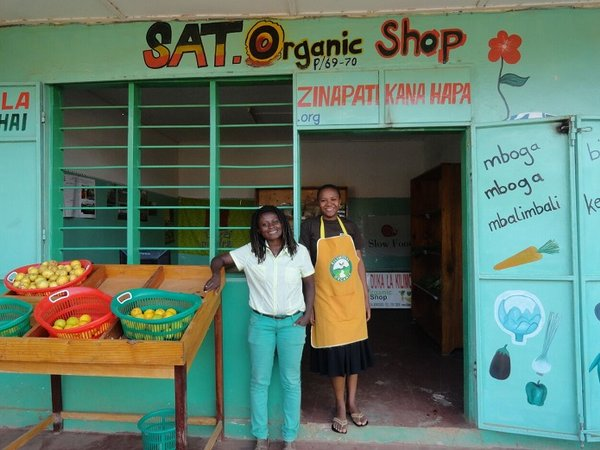 Agricultural innovation in Tanzania