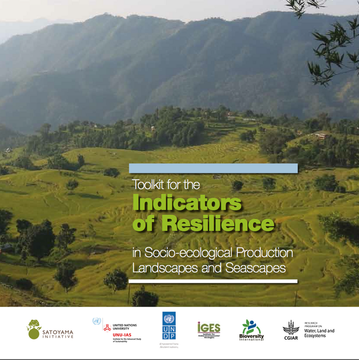 Toolkit for Indicators of Resilience