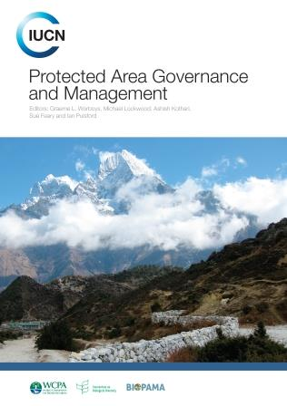 Protected Area Governance and Management Cover