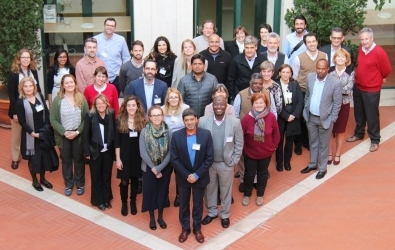 Participants at the ABD Index Workshop March 2017 held at Bioversity International. Credit: Bioversity International/P. Gallo