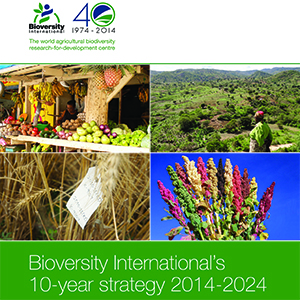 Bioversity International Strategy